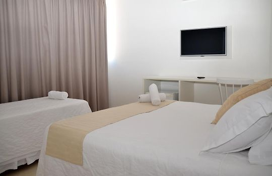 LUISA PALACE HOTEL, FLORIANOPOLIS ***